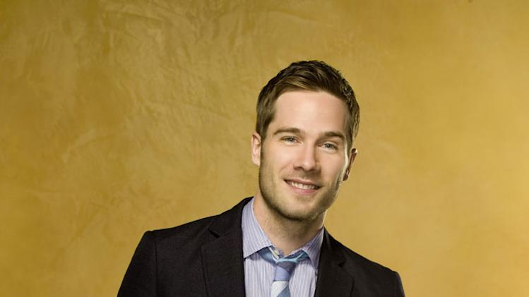 "Luke Macfarlane stars as Scotty Wandell ""Brothers and Sisters."""