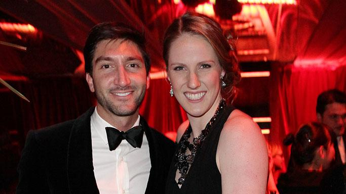 The Weinstein Company's 2013 Golden Globe Awards After Party Presented By Chopard, HP, Laura Mercier, Lexus, Marie Claire, And Yucaipa Films - Inside: Evan Lysacek