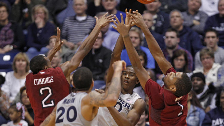 NCAA Basketball: Temple at Xavier