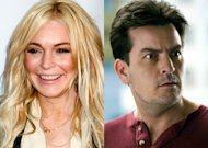 Lohan y Sheen, una dupla de miedo se suma a Scary Movie 5
