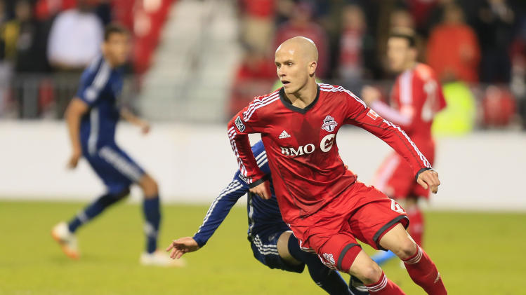 MLS: Canadian Championship-Vancouver Whitecaps at Toronto FC