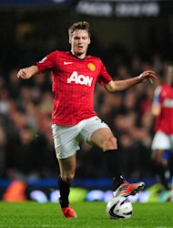 Nick Powell, pictured, has been tipped for a big future by Darren Fletcher