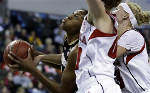 Purdue women beat No. 21 Nebraska 77-64