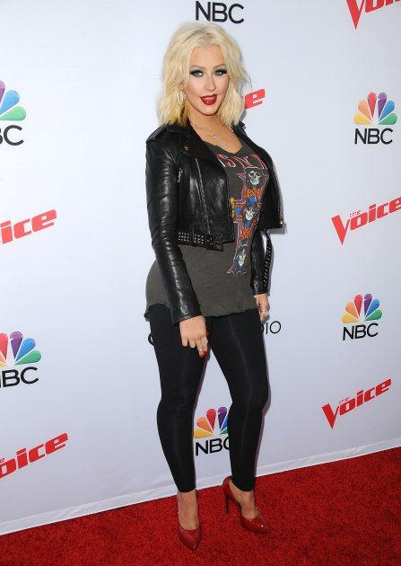 'The Voice': Christina Returns!