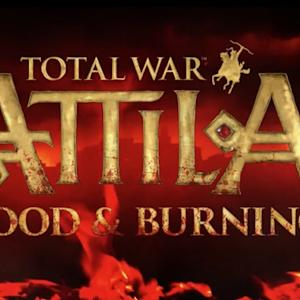 Total War: Attila - Blood & Burning Trailer