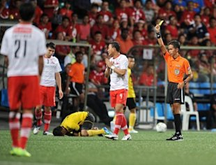 Local fans react over LionsXII NS snub