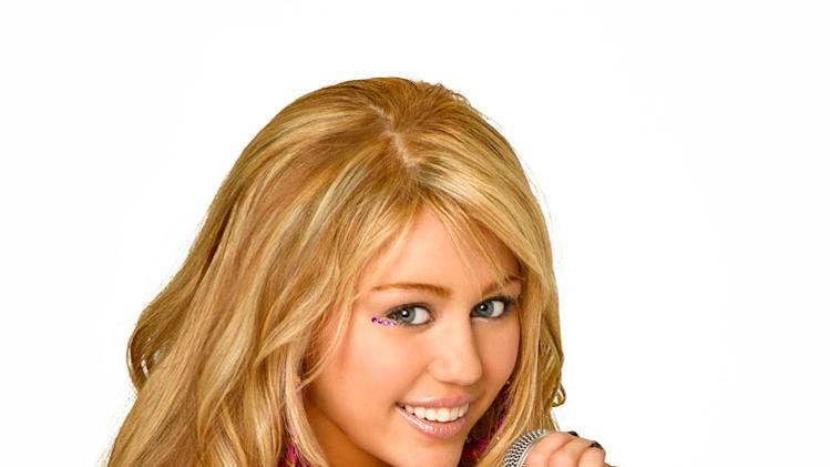 "Miley Cyrus stars as Hannah Montana in ""Hannah Montana."""