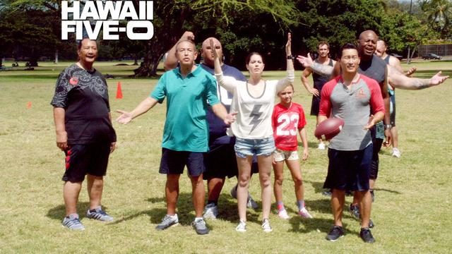 Hawaii Five-0 - Game On
