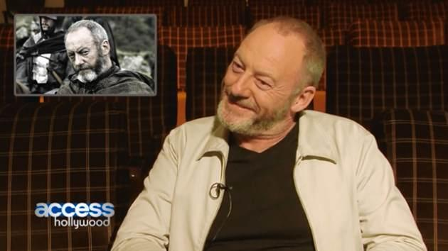 Liam Cunningham talks returning as Davos Seaworth in 'Game of Thrones' Season 3 -- Access Hollywood/Helen Sloan/HBO