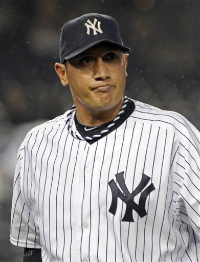 Yankees sink to AL East cellar with 6-0 loss to KC