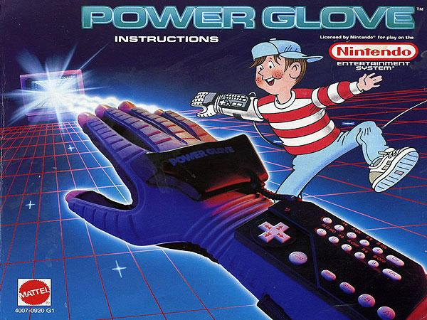 Power Glove (1989)