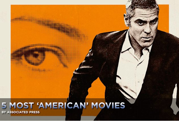 5 Most American Movies Title Card 2010