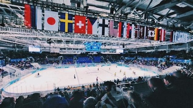 Olympic ice hockey in Sochi