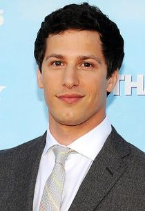 Andy Samberg | Photo Credits: Valerie Macon/AFP/Getty Images