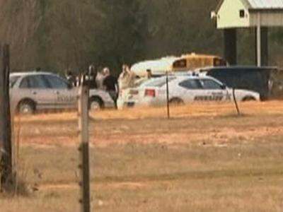 School Bus Driver Killed, Child Held Hostage
