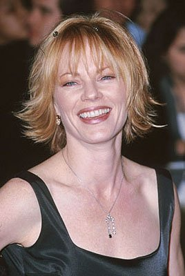 Marg Helgenberger at the Mann Village Theater premiere of Universal's Erin Brockovich
