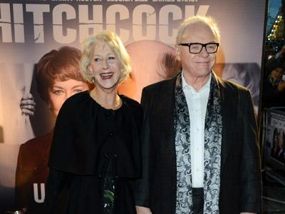 Mirren and Hopkins on Getting Hitch'd