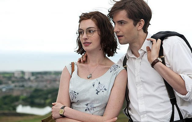 The leads of One Day (Yahoo! Movie Still)