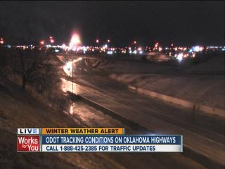 Area Highway Conditions