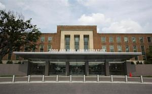 A view shows the U.S. Food and Drug Administration (FDA) headquarters in Silver Spring