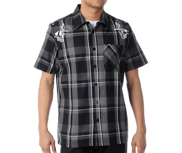 9. Short-Sleeve Button-Down Shirt