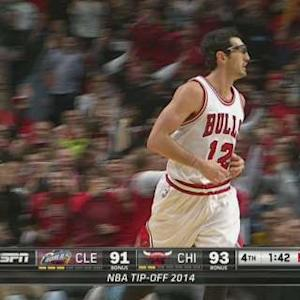 Hinrich's 4th Quarter Run