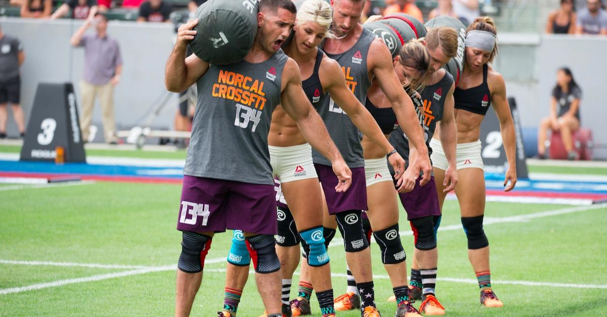 15 Photos To Sum Up The 2015 Reebok CrossFit Games