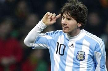 Argentina captaincy has made Messi better, says Sabella