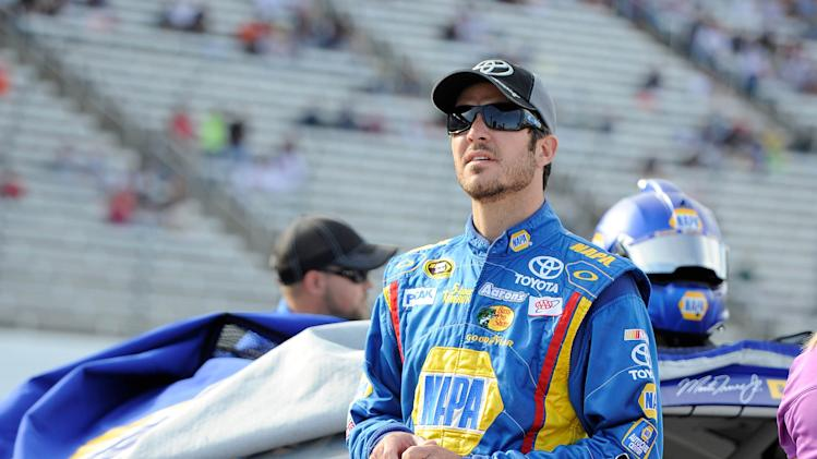 NASCAR Sprint Cup Series: NRA 500-Qualifying
