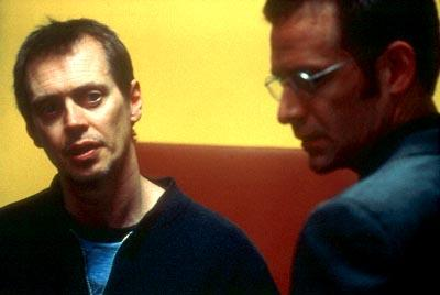 Steve Buscemi and Malcolm Gets in ThinkFilm's Love in the Time of Money