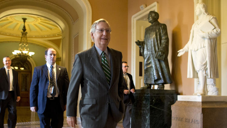 Reid: Progress made to resolve political stalemate