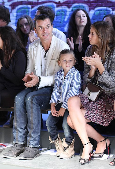 Rossdale Gavin Kingston NYFW
