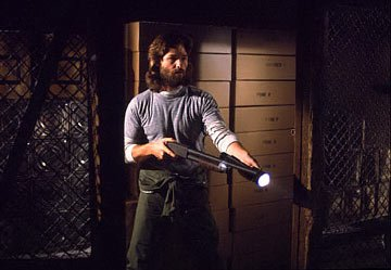 Kurt Russell in Universal Pictures' The Thing