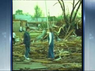 Look back at the May 3, 1999 tornado damage