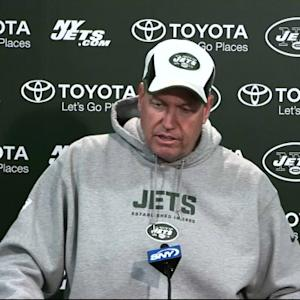 New York Jets head coach Rex Ryan: 'I believe in this team'