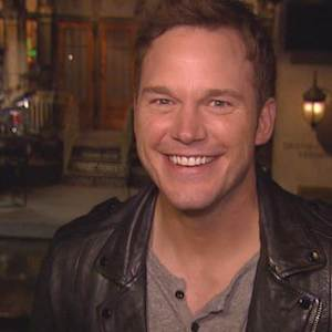 Behind the Scenes with Chris Pratt at 'SNL'