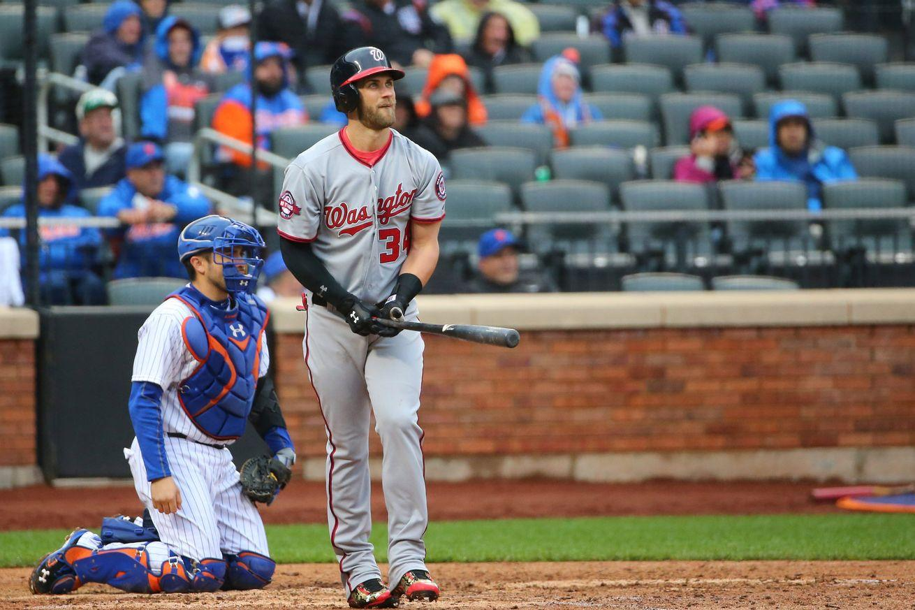 It's not just the Dodgers and Yankees who will be interested in Bryce Harper