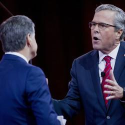 Jeb Bush Reaffirms He Does Not Support Marriage Equality