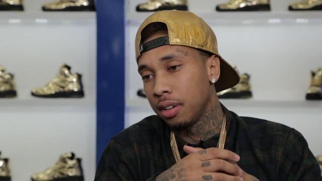 Tyga Addresses Kylie Jenner Dating Rumors and Drake Feud
