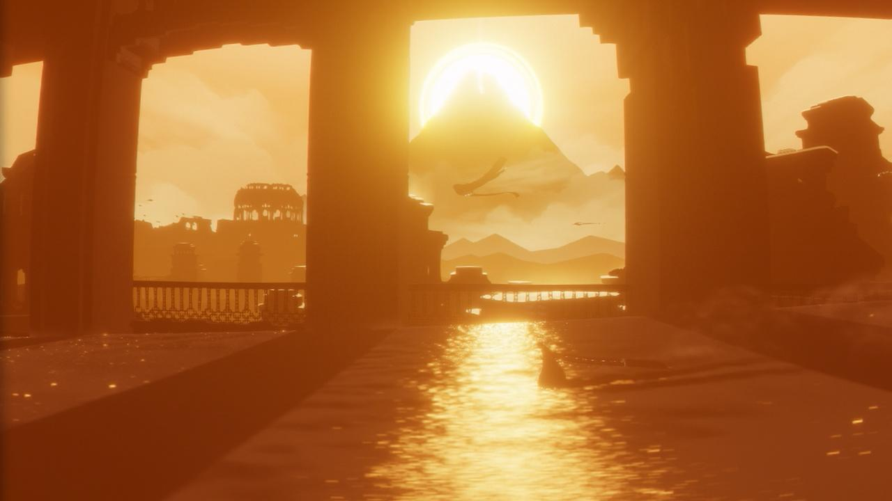 Journey Coming to PS4 at 60fps