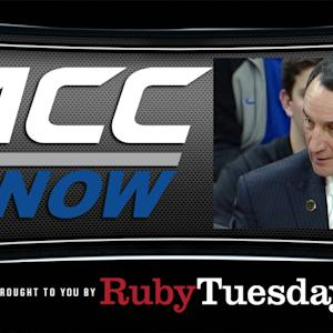 ACC Releases Basketball Schedule | ACC Now