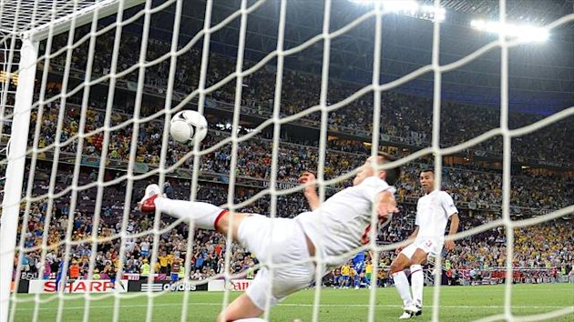 Goal-line technology is set to be used at the 2014 World Cup