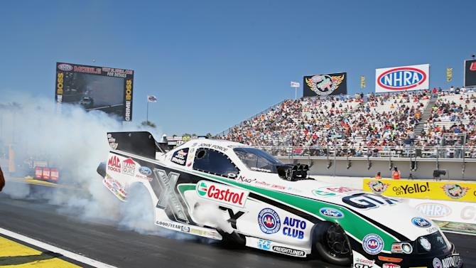 NHRA: Gatornationals-Qualifying
