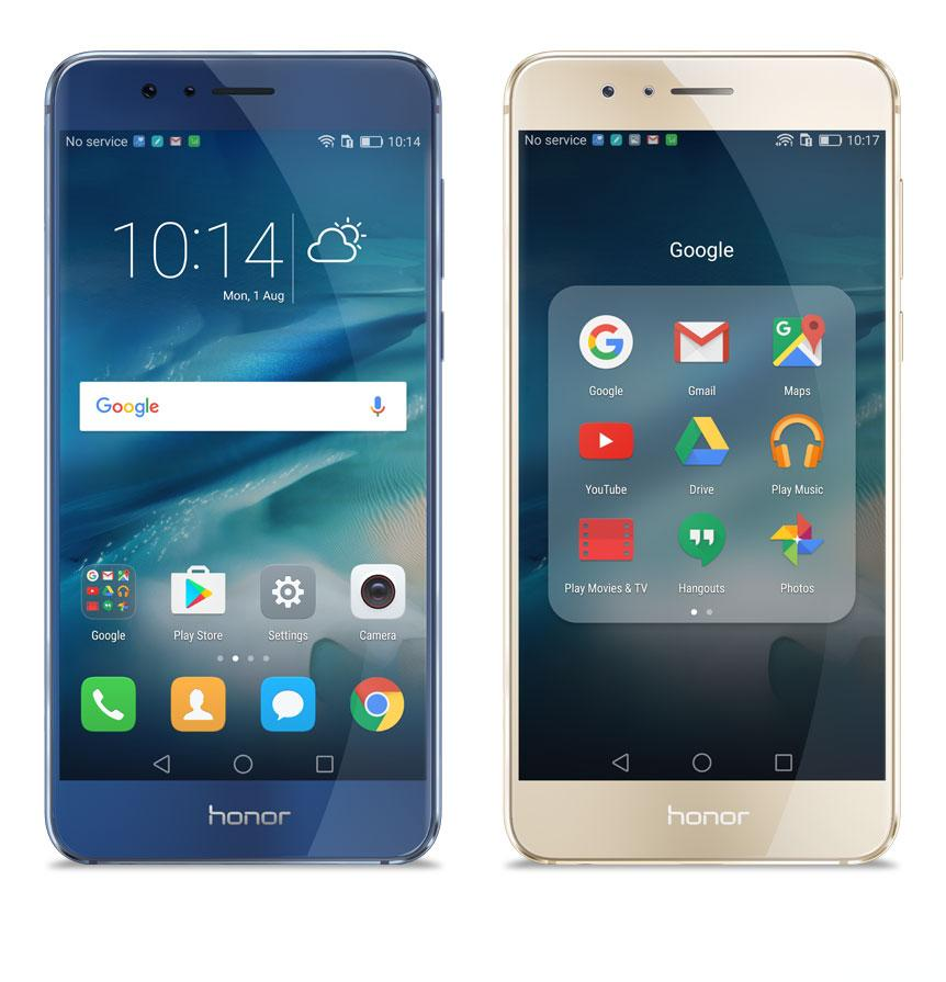 Three smartphones with high-end specs priced under $400
