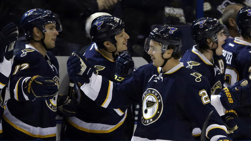 Shattenkirk's goal helps Blues beat Penguins 2-1