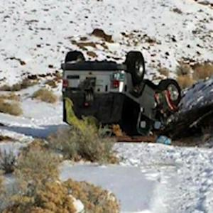 Rescued Nevada family warmed rocks by fire to survive snow