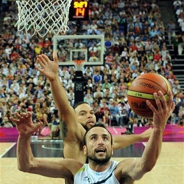 Ginobili unsure he'll keep playing for Argentina The Associated Press