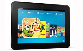 Amazon to Track User Behavior on Kindle Fire HD Tablets [REPORT]