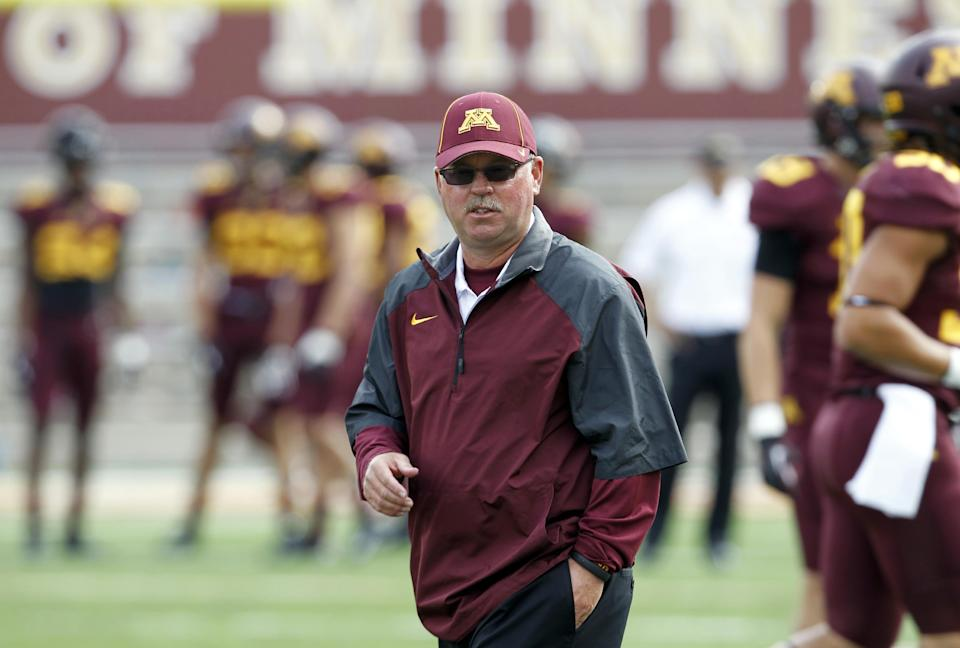 Minnesota coach Jerry Kill on leave for epilepsy