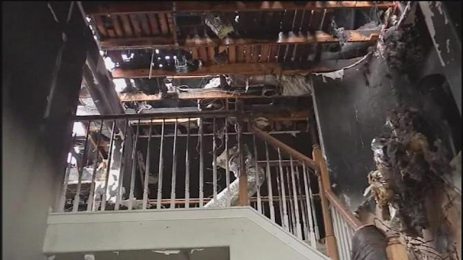 Two children dead after early-morning house fire in La Porte